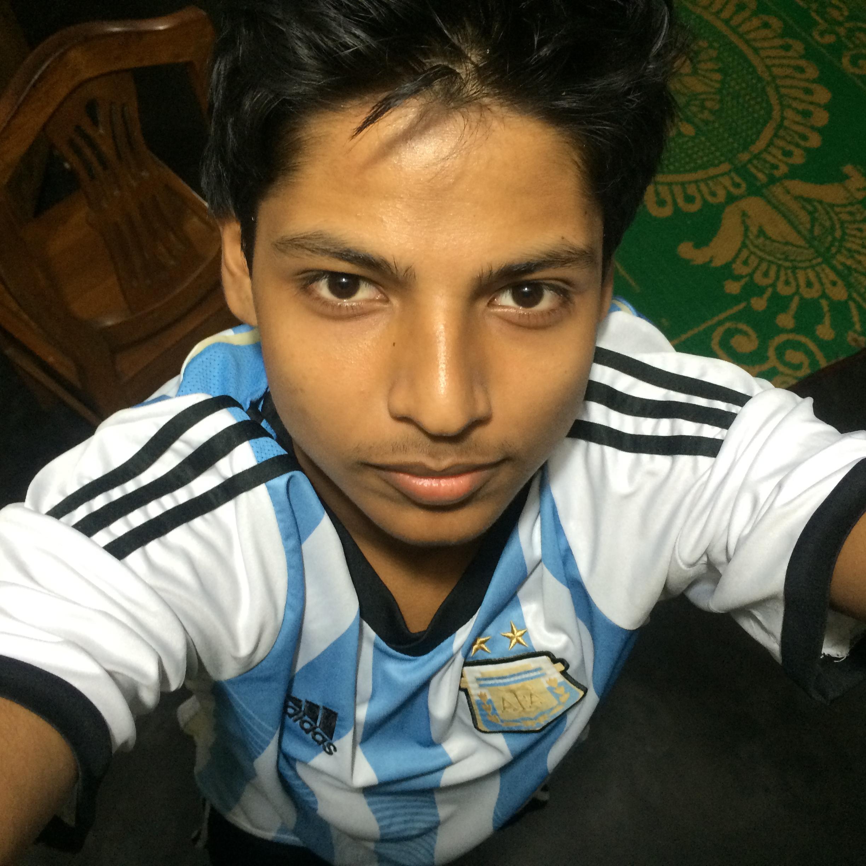 Maruf Ahmed Khan Ovi