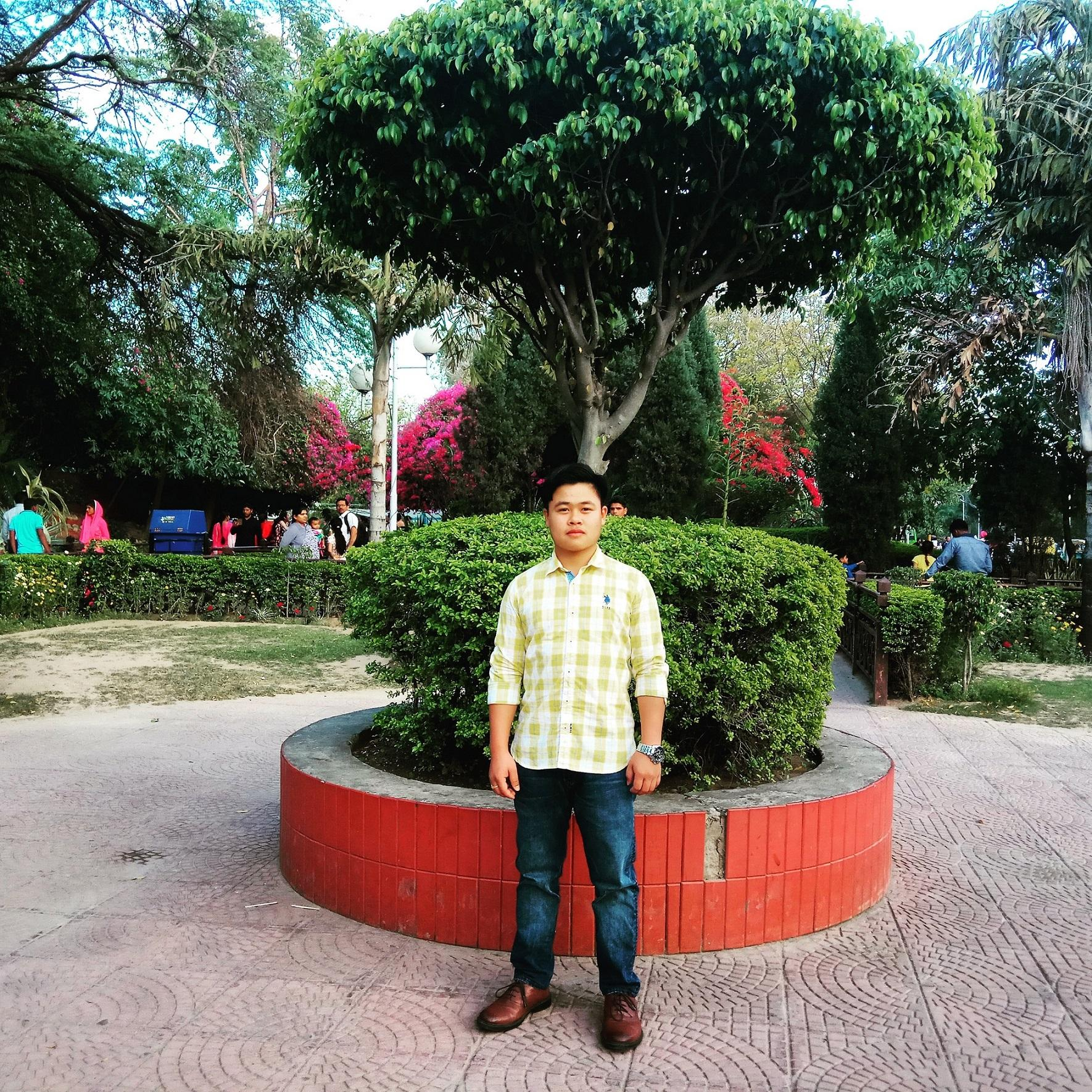 Mahendra Athokpam