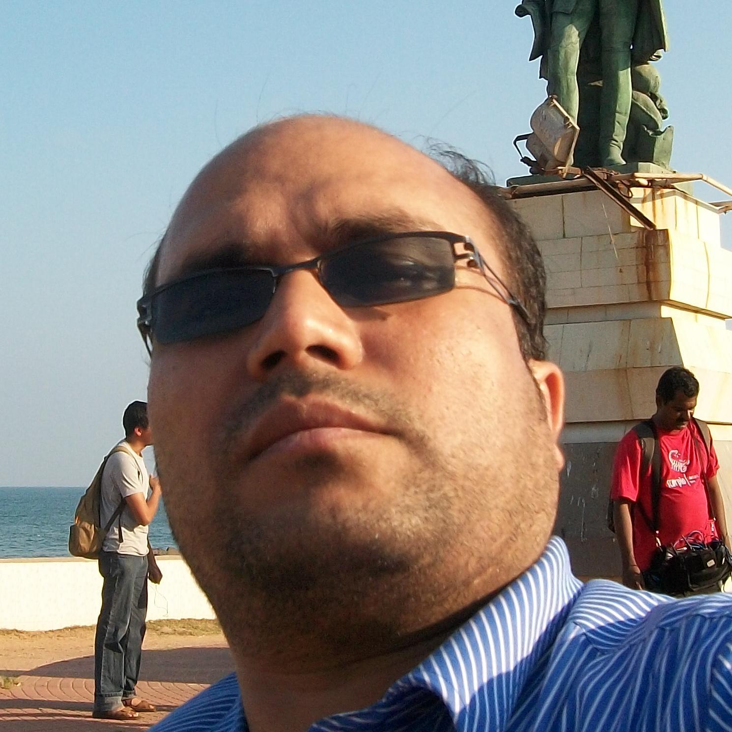 Pralay Kumar Karmaka