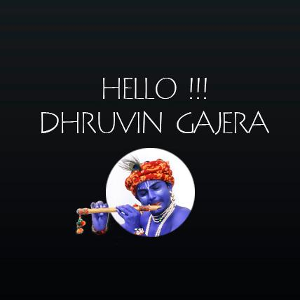 Dhruvin Gajera