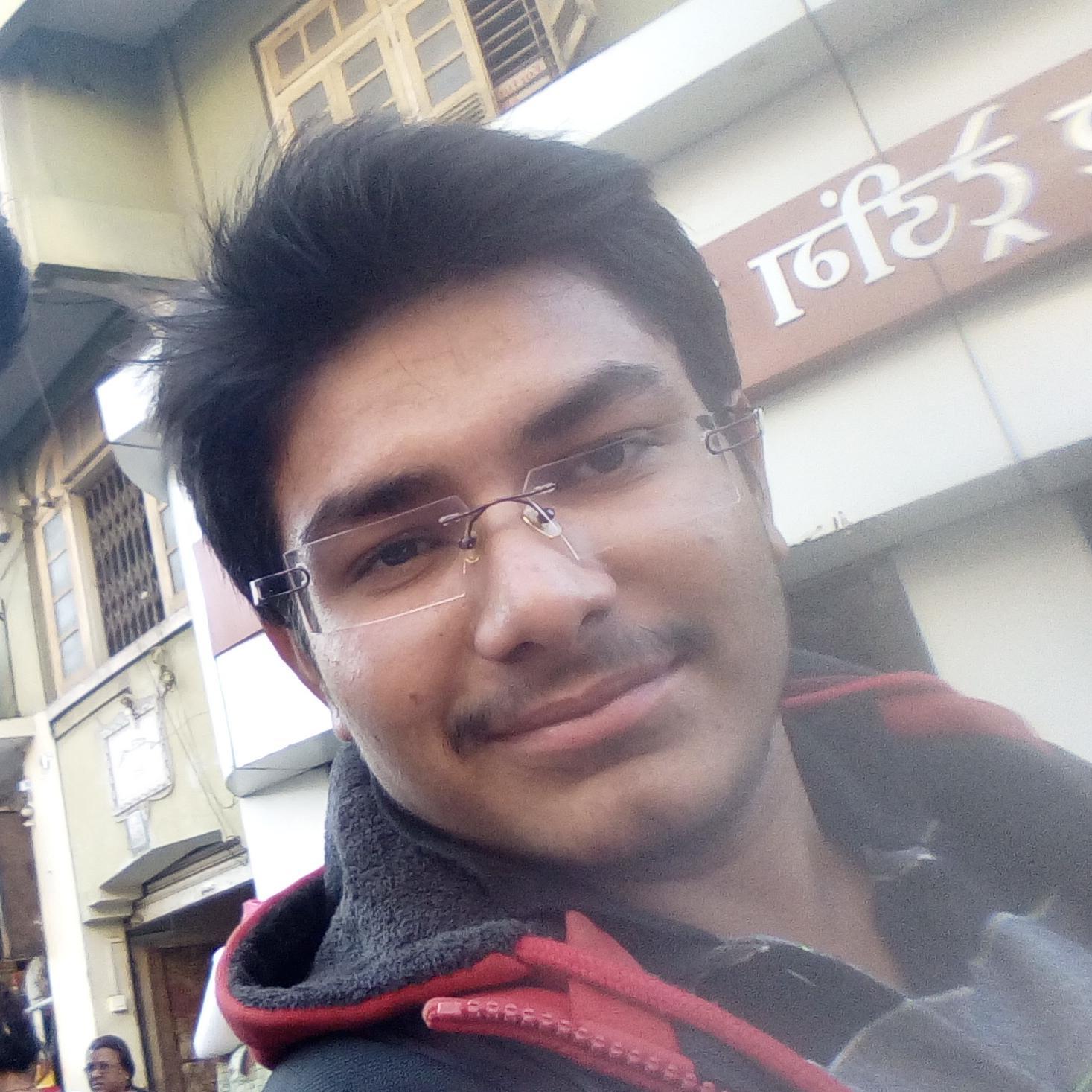 Darshan Rayate