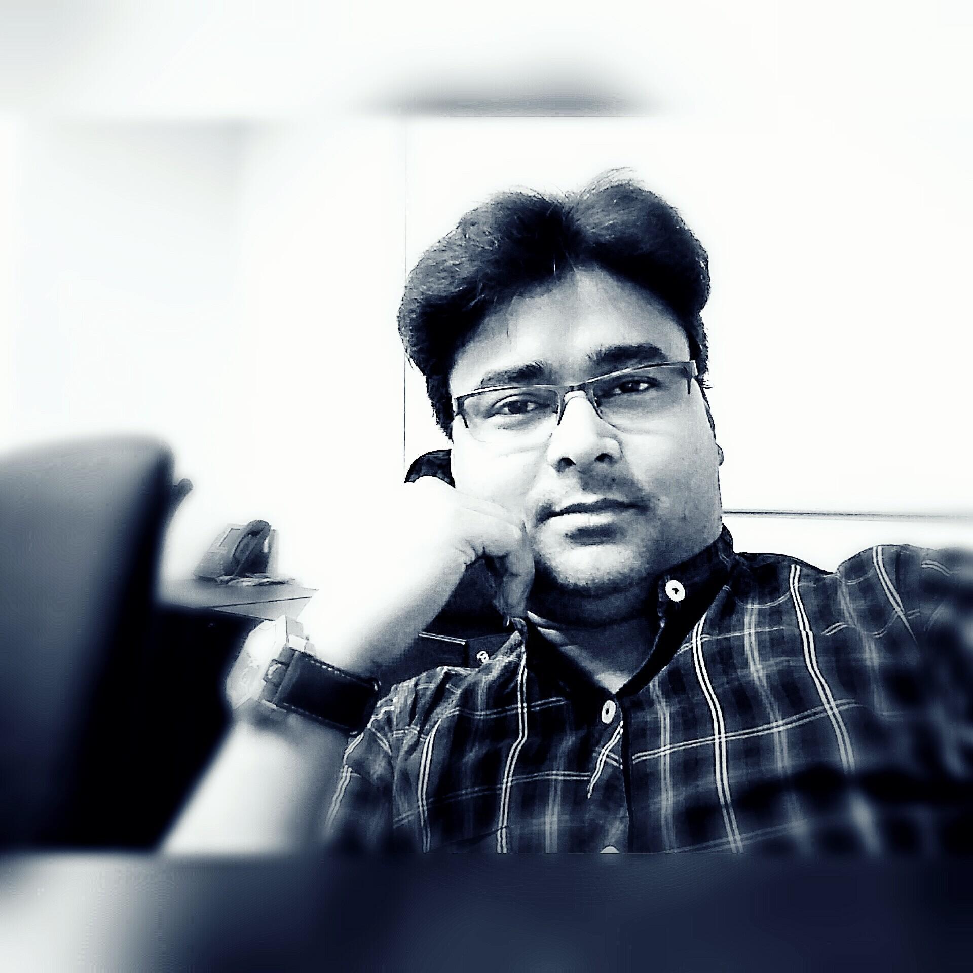 Shuvojit Mazumdar
