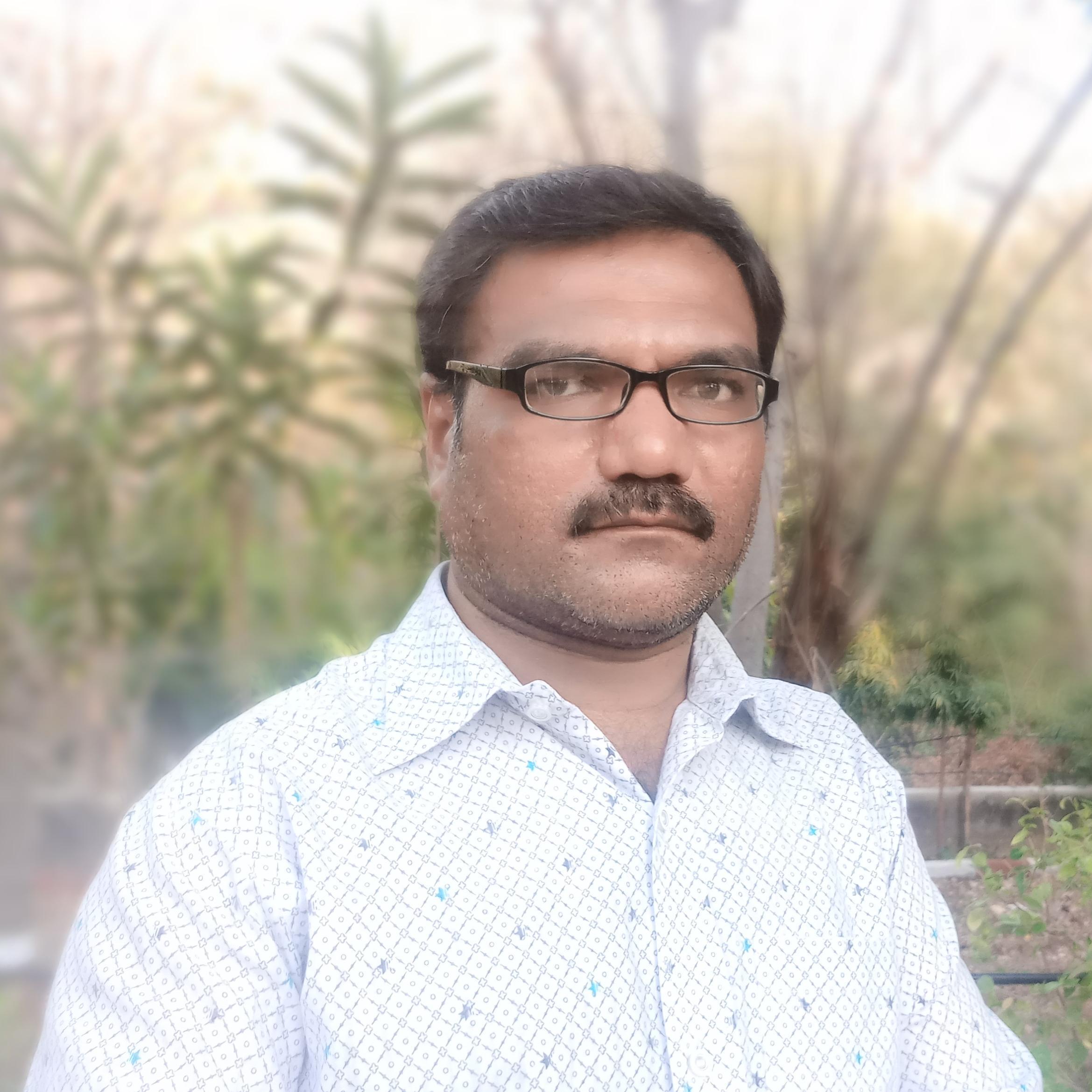 Maheshbhai Goria